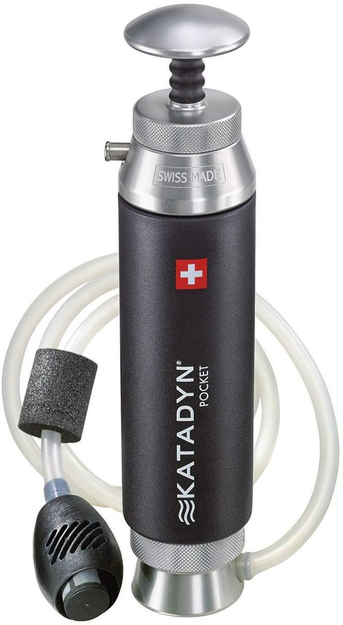 Wasserfilter Outdoor Test: Katadyn Wasserfilter Pocket Filter